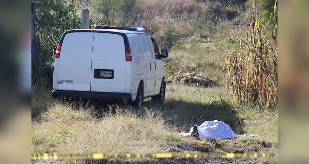 Matan a hombre a puñaladas; hallan su cuerpo en cerro El Encinar