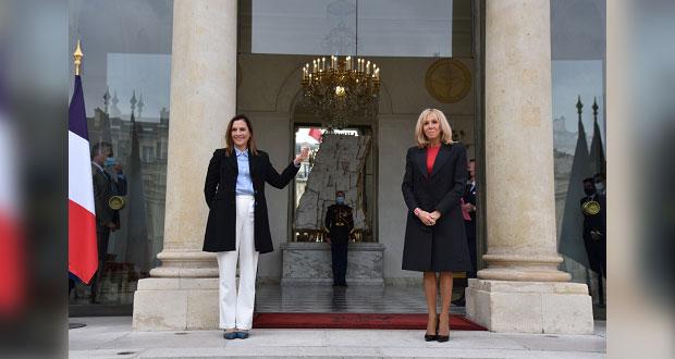 Museo de París tiene un toque Olmeca en nueva exposición