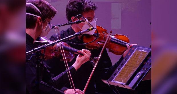 Músicos contemporáneos se adaptan para seguir pese a pandemia