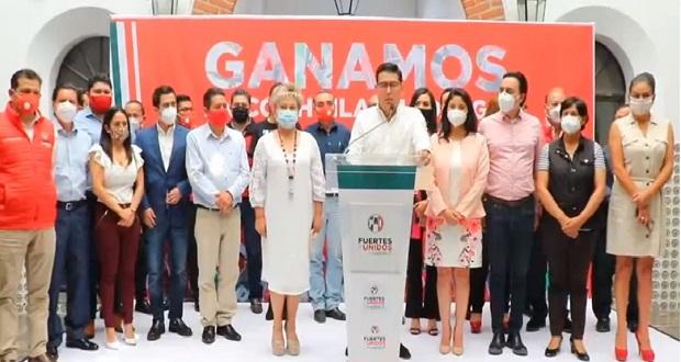 PRI puede ir solo en Puebla, pero está abierto a alianzas: Camarillo