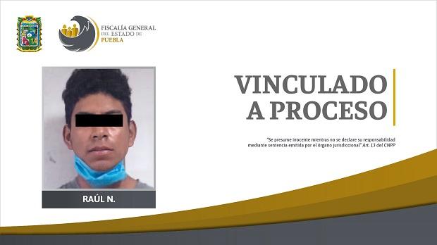 Presunto feminicida en Izúcar va a prisión preventiva