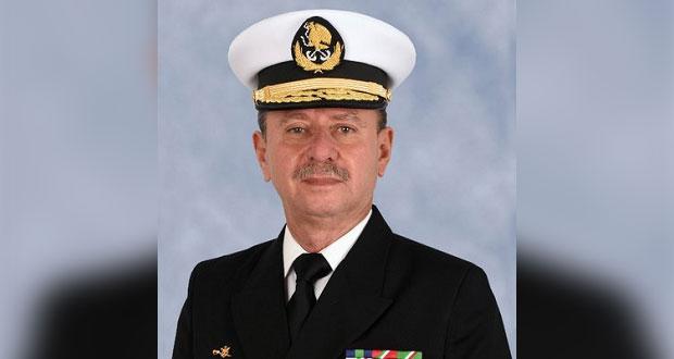 Rafael Ojeda, secretario de Marina, da positivo a prueba de Covid-19