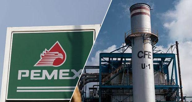 Rescate de Pemex y CFE sigue; habría reforma: AMLO a diputados de EU