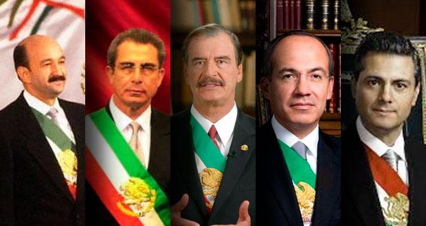 Promueven consulta en Puebla sobre juicio a expresidentes