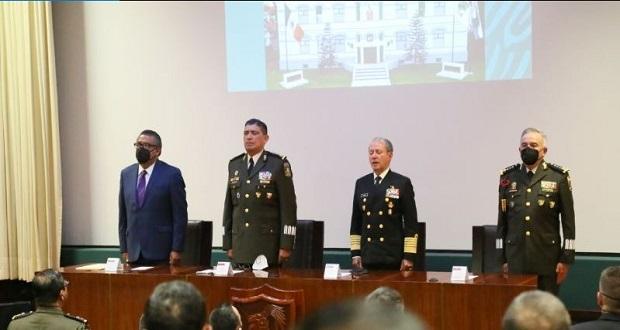 Sedena y Aduanas recibirán capacitación en comercio y seguridad