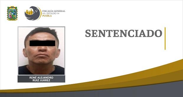 Dan 5 años de prisión a sujeto por robar 30 mil pesos en Amalucan