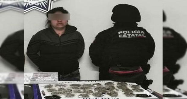 Captura Policía Estatal a dos presuntos asaltantes a la ruta 64A