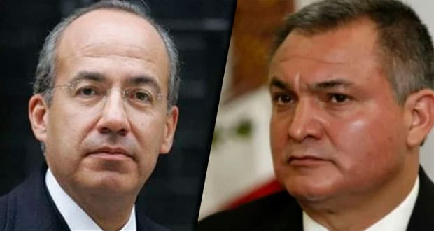 Gobierno de Calderón dio contrato de 19 mdd a empresa de García Luna