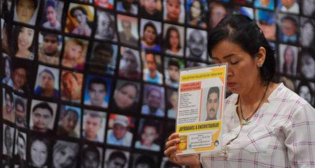 Solo 1% de 465 jornadas de búsqueda de desaparecidos se han hecho en Puebla