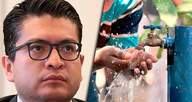 """En audio, director de Agua de Puebla dice que desprivatización es """"puro cuento"""""""