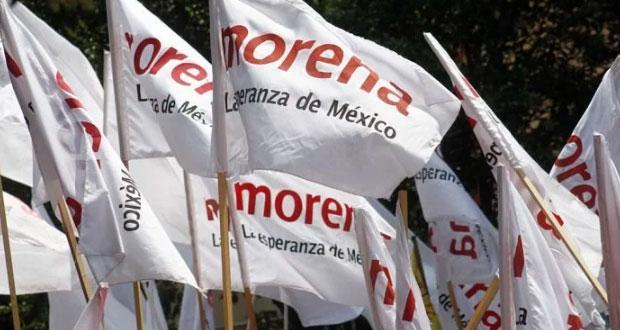 Concluye registro de aspirantes a diputaciones locales con Morena