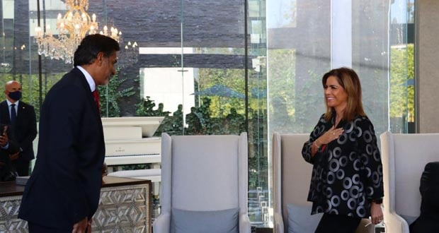 Embajada de Qatar dona insumos médicos a Puebla
