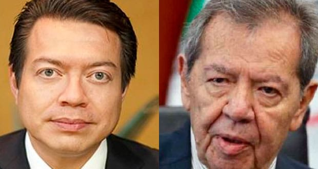 En encuesta por presidencia de Morena, empate entre Delgado y Muñoz Ledo