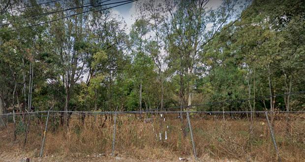 """Expropiarán predio en Momoxpan para construir """"Parque Urbano Smart"""""""