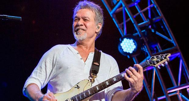 Fallece el legendario guitarrista Eddie Van Halen a los 65 años