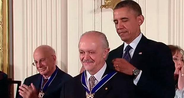 Fallece el Nobel mexicano de Química, Mario Molina