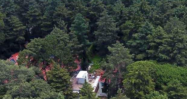 Aprueban exhorto para convertir Flor del Bosque en reserva estatal