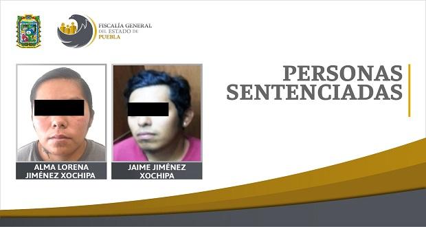 Dan 13 y 19 años de cárcel a hermanos por asesino de Gizeh en Puebla
