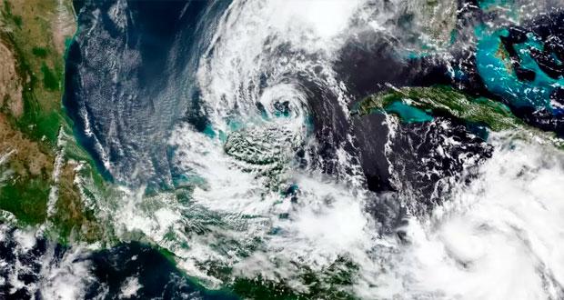 Quintana Roo y Yucatán, en alerta roja ante llegada de huracán Delta
