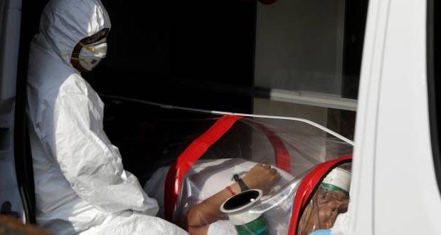 Puebla en sube y baja de contagios de Covid-19; registra 359 este viernes