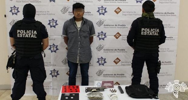 SSP detiene a 2 supuestos narcomenudistas; uno es menor de edad