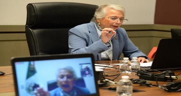 Hay bloqueos a la mujer; misoginia persiste en sector público: Olga Sánchez