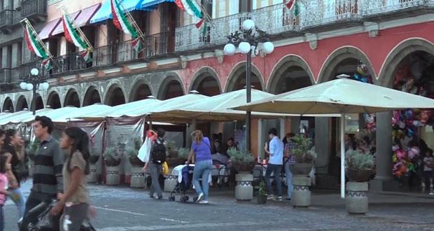 Con medidas sanitarias, inicia Puebla capital reapertura turística