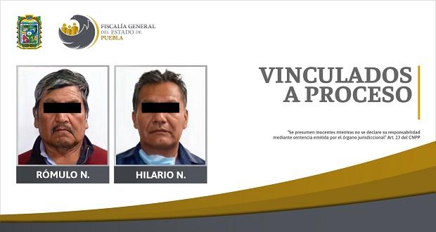 Van a prisión 2 hombres por participar en linchamiento en Tlacotepec