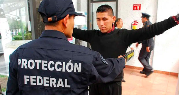Protección Federal vigilará todas las dependencias, no privados: AMLO