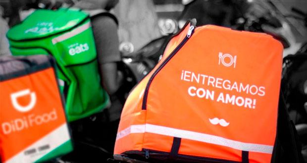 Repartidores de apps se irán a paro en México y 12 países