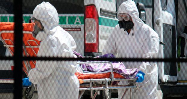 Con 250 casos de Covid-19, Puebla registra alza; suma 47 nuevas muertes