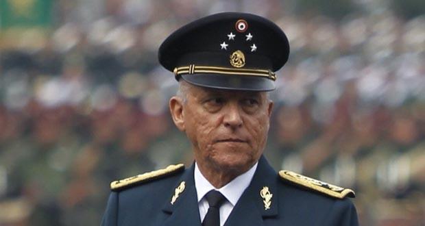Cienfuegos se declara no culpable de narcotráfico en EU; va a juicio