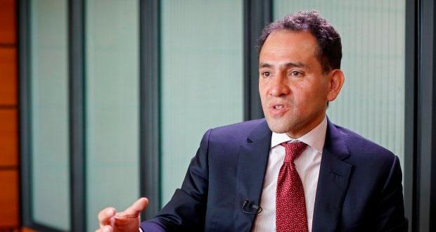 Herrera, secretario de Hacienda, presidirá junta del BM y FMI