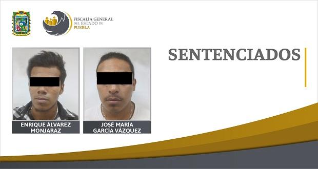 Dan 7 años de cárcel a 2 por secuestro y robo de auto en Puebla