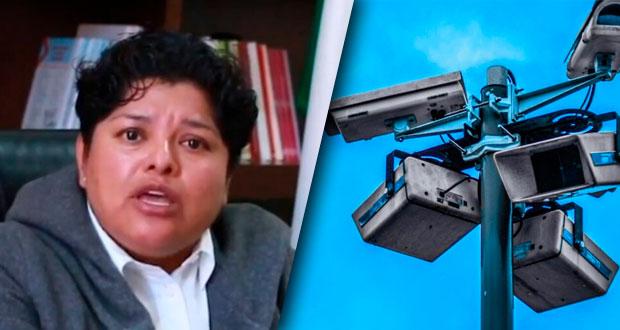 Licitación de cámaras de videovigilancia, apegada a la ley: Pérez