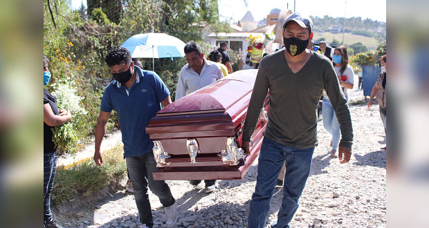 ¡Justicia!, claman al enterrar María Gabriela; fue reportada como desaparecida