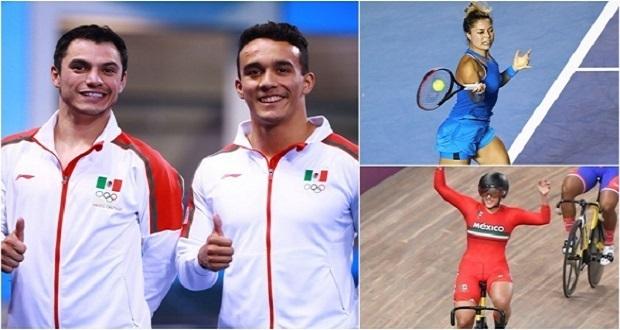 AMLO entrega Premio Nacional del Deporte; Zarazúa, entre reconocidos
