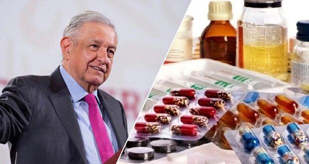 AMLO instruye a Cofepris dar permisos para importar medicamentos