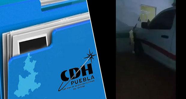 CDH acredita omisión de Tlacotepec en linchamiento y ordena reparar daño