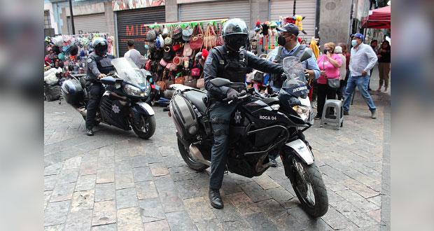 Comerciantes reprueban cierre de la 5 de Mayo; Segom justifica por Covid