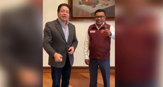 Comicios de 2021 serán el reposicionamiento de Morena: Mario Delgado