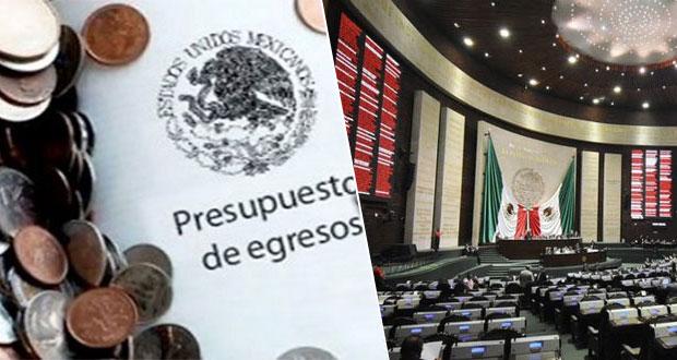 Con 9 reservas, Cámara de Diputados aprueba el PEF para 2021