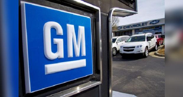 Debido a Covid-19, General Motors tuvo caída de 65% en abril