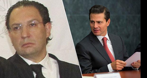 Emilio Zebadúa testificaría sobre corrupción con EPN y Robles