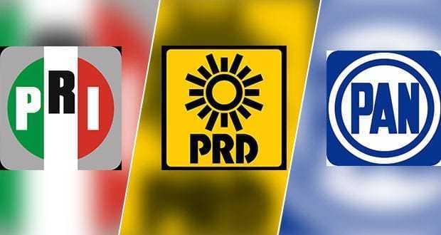 Empresarios van por alianza con PRI, PAN y PRD contra AMLO en 2021