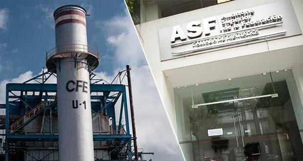 En 2019, inseguridad provocó a CFE pérdidas en Puebla y cinco estados: ASF