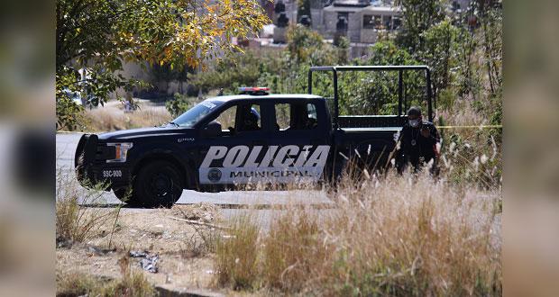 En pocas horas, hallan dos cadáveres en San Miguel y La Guadalupana