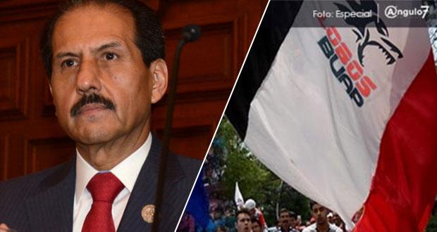 Hay 2 denuncias contra Esparza por caso de Lobos BUAP: abogado de Mendivil