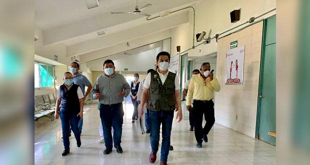 IMSS atenderá daños por lluvias en hospitales de Tabasco: Robledo