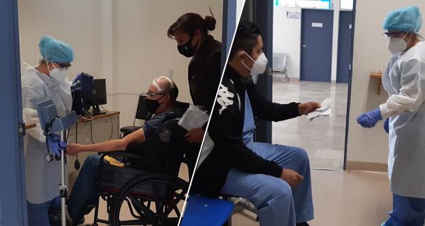 Issstep da seguimiento a pacientes recuperados de Covid-19